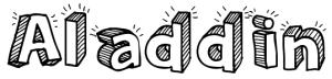 Aladdin da font
